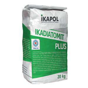 Sorbent sypki Ikadiatomit Plus 20 kg