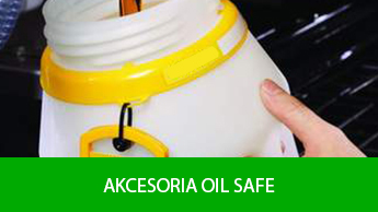 Akcesoria Oil Safe - IKAPOL